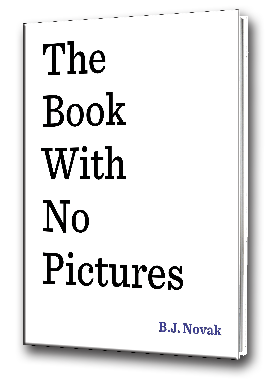 The Book With No Pictures The Book With No Pictures